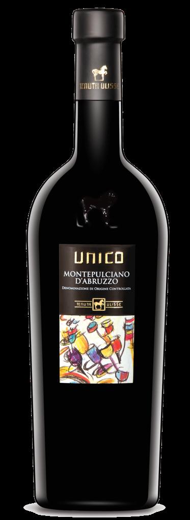 UNICO Montepulciano d'Abruzzo DOP